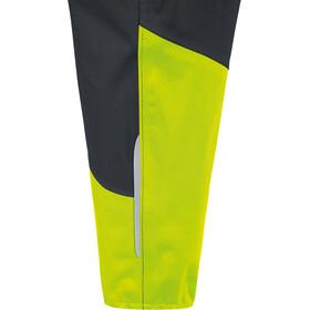 GORE WEAR C5 Gore-Tex Active Jas Heren, zwart/geel